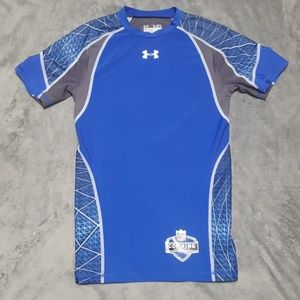 UNDER ARMOUR NFL COMBINE COMPRESSION SHIRT TOP